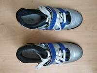 Weight lifting shoes size 7(size 41)