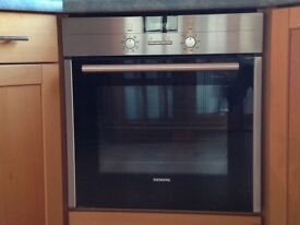 Siemens HB63AB521B Single Electric Oven, Stainless Steel