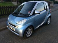 Smartcar 'passion'. Automatic