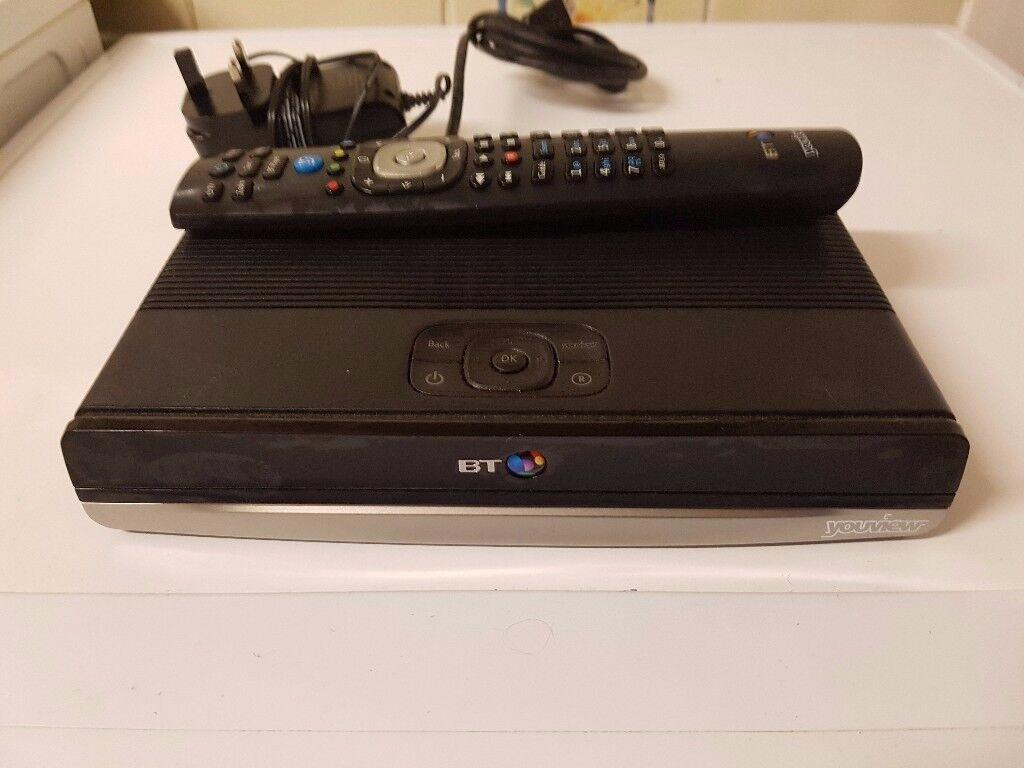 DTR-T2100 500gb BT YouView Recorder Unit