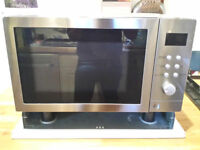 Microwave Oven Grill Combo Great Condition