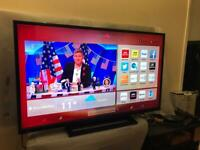 Hitachi 42 inch Full HD LED smart TV with Freeview HD