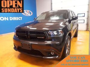 2017 Dodge Durango GT AWD! LEATHER! FINANCE NOW!