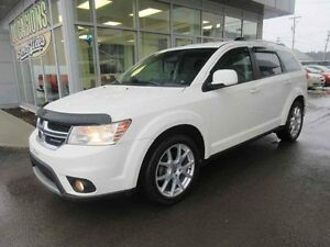 2012 DODGE JOURNEY FWD SXT CREW