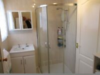 BATHROOM SUITE AND SHOWER CABINET (PLEASE READ FULL ADVERT)