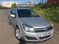 2005 Vauxhall Astra 1.7 CDTi 16v Life 5dr 12 Months MOT