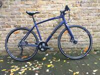 2015 Kona Dew Deluxe Hybrid Bike (Similar to Specialized Sirrus Elite)