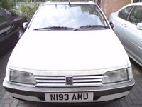 PEUGEOT 405 1.9TD QUICK COLLECTION + READY TO DRIVE AWAY, HARINGEY N LDN N8 E**Y ITEM 262679341767