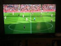"""55"""" SMART FREEVIEW FULL HD TV"""