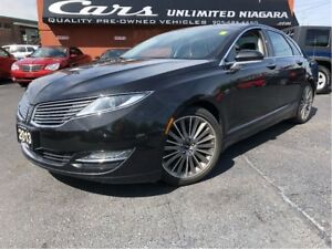 2013 Lincoln MKZ | 3.7 L | AWD | NAVI | PANO | CAMERA ...