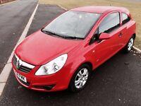 Vauxhall Corsa / Full Years Mot**£30 Tax**Fiesta / Clio / 207/ 500/ Megane/Astra/Focus