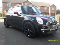 Mini Cooper 1.6, 2003, only 79k Miles, Lady Owner, drives mint, need bigger car