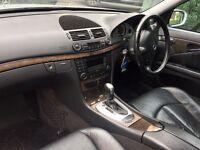 Mercedes E220cdi Excellent Condition
