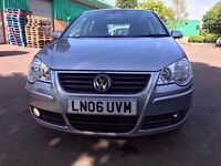 2006 Volkswagen Polo 1.4 S 5dr LOW MILES FULL AUTOMATIC, Air-Conditioning - Auto, Electric Windows