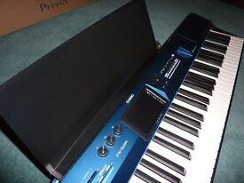 Digital Piano Keyboard Casio Privia PX-560MBE