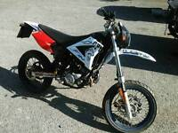 2011 cpi sm 50 full mot not the cleanest but all runs rides as it should