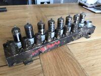 World War 2 / RAF Army I.F. Amplifier - Deep Chassis AE LTD Militaria / military antiques Valve Amp