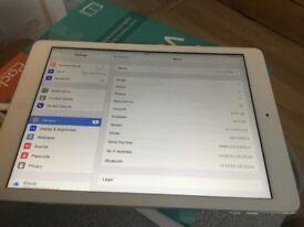 iPad Air 32gb WiFi 1st generation