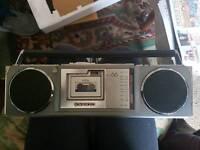 Sanyo mx-66 vintage radio