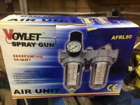 Air tools filter set bnib