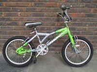 Unisex BMX style bike