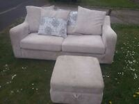 lovely dfs sofa bed
