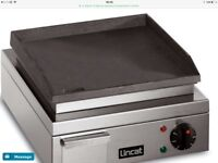 Lincat griddle brand new free delivery full manufacturers warranty