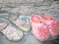 Various Childrens Shoes