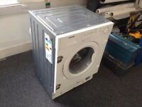 UNUSED Siemens WI12S141GB Fully Integrated Washing Machine