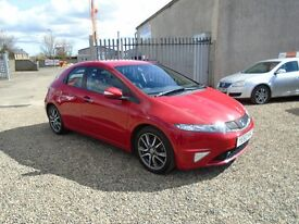2010 Honda Civic 2.2 iCTDi Si Hatchback 5dr / 1 Owner / Diesel / Going Cheap