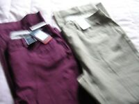 NEW TROUSERS SIZE 12
