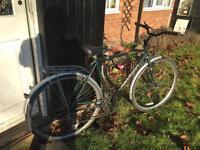 Raleigh pioneer bike