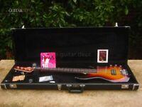♚NOS♚Vintage G&L Leo Fender L-1500 BASS♚SUNBURST♚Stingray Killer!♚Jazz♚Precision
