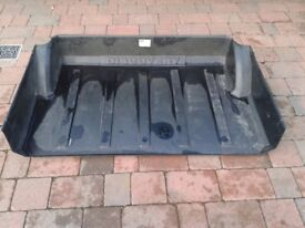 Land Rover Discovery internal carrying tray