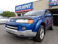 2005 Saturn VUE AWD V6 GROUP ELECT ABS MAG