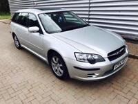 Subaru Legacy 2.0 awd automatic in excellent condition full service history 1 years mot