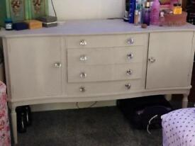 French cabinet drawer sideboard