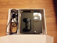 500GB PS4 - 1 Controller - HDMI Cable - Power lead