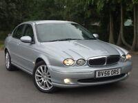 Jaguar X-Type AWD AUTOMATIC, 2 YEARS WARRANTY, 1 OWNER, FSH AUTO, s x type like mercedes bmw audi
