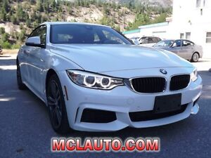 2015 BMW 4 Series 435i xDrive-Exec/MSport-$290 bi-weekly