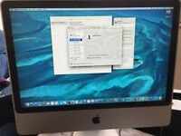 """24"""" CORE 2 DUO 2.9Ghz APPLE iMac 8GB 1TB- JOBLOT ALSO AVAILABLE!!"""