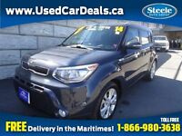 2014 Kia Soul EX+ Htd Seats Fully Equipped Alloys