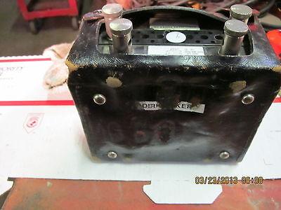 Vintage Weston 582 Portable Ammeter Bakelite B