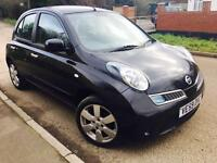 2010 Nissan MICRA 1.2 Acenta AUTOMATIC AUTO 5dr TOP SPEC 49kmiles like civic aygo yaris polo