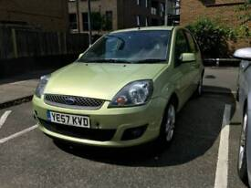 2007 FORD FIESTA 1.4 PETROL MANUAL VERY LOW MILEAGE **ONLY £850**