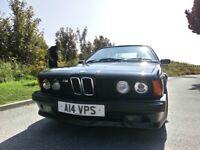 BMW, 6 SERIES, Saloon, 1990, Automatic, 3430 (cc), 2 doors