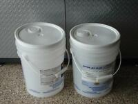5 GALLON PAIL;S FOR SALE