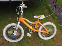 "Kids BIKE - 18"" wheel"