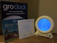 The Gro Clock Company groclock sleeping trainer