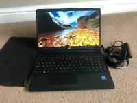 HP 15.6in Celeron 4GB 1TB Laptop
